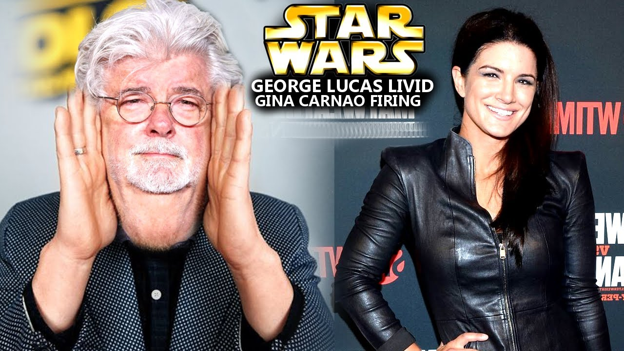 George Lucas Is LIVID With Lucasfilm & Gina Carano Fired Problem (Star Wars Explained)
