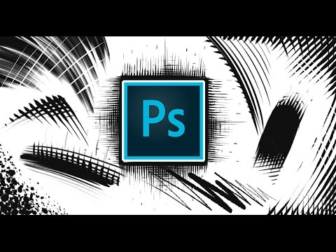 How to Make a Comic Inking Brush in Photoshop