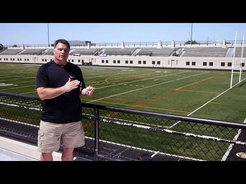 Scouting with Coach Randy Taylor | Football Recruiting
