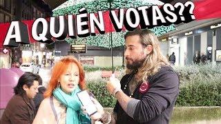 A QUIÉN VOTAS?? | ELECCIONES NOVIEMBRE 2019