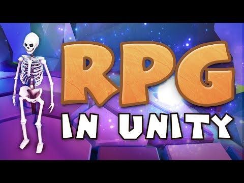 How to make an RPG in Unity - Introduction