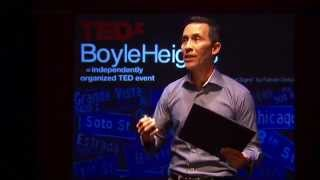 Being different...pain and joy: Michael Segovia at TEDxBoyleHeights 2014