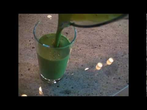 Kale, Spinach And Kombucha