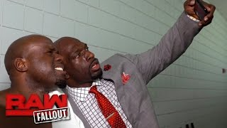 "Apollo Crews gets admonished for not utilizing the ""flippity flop thing"": Raw Fallout, May 22, 2017"