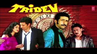 Gali Gali Mein Full Song (Audio)   Tridev   Jackie Shroff, Sonam, Sunny Deol