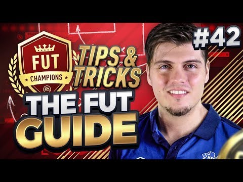 5 GAMEPLAY TIPS TO WIN MORE IN FUT CHAMPIONS! (FIFA 18 ULTIMATE TEAM) #42