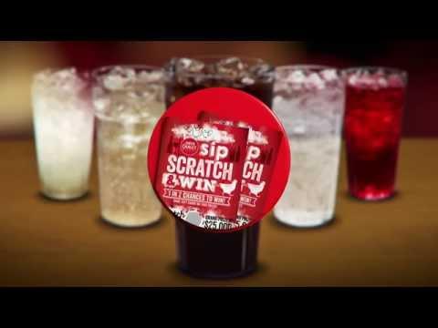 Swiss Chalet - Sip, Scratch & Win
