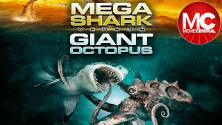 Mega Shark Vs Giant Octopus | Full Action Adventure Movie