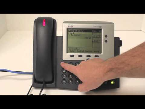 Cisco 7940 How to check voicemail