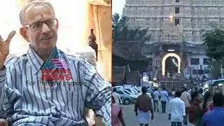 Sree Padmanabhaswamy Temple-Eyewitness account.