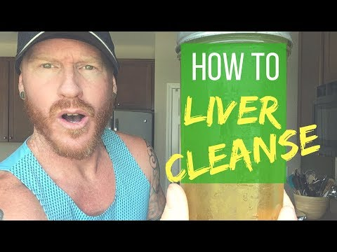 How to do the Famous LIVER CLEANSE (step by step)