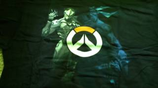 Overwatch Shirt Unboxing