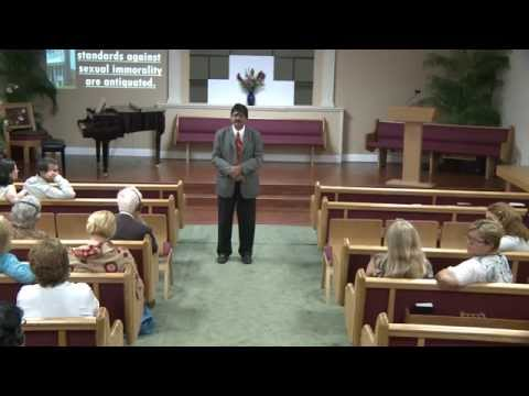 Pastor Raulford Baptista: Living With a Difficult Spouse