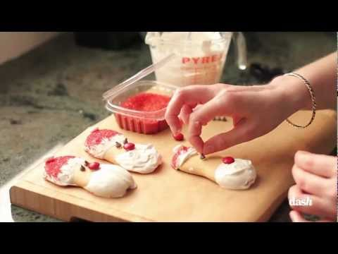 No-Bake Santa Cookies | Food Fun 101 with Shannon McCook