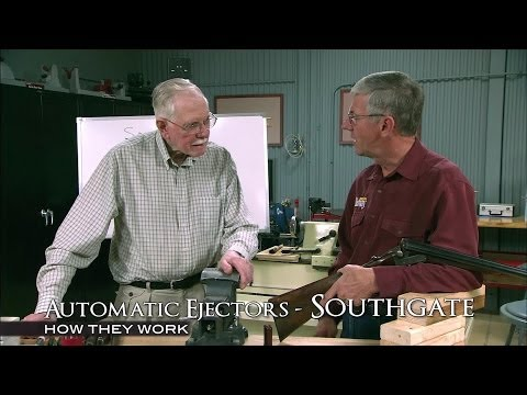 Gunsmithing - British Side-by-Side Shotguns Southgate Ejectors - Overview