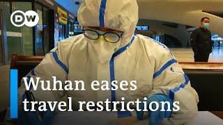 Coronavirus: Wuhan China opens up, South Korea shuts back down   DW News