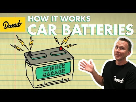 BATTERIES | How They Work