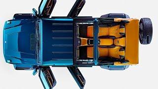 Mercedes Maybach G 650 Landaulet Commercial Official 2018 Mercedes Pickup Truck CARJAM TV HD