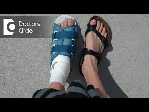 How long does it take to heal a Stress Fracture? - Dr. Prashanth Jain