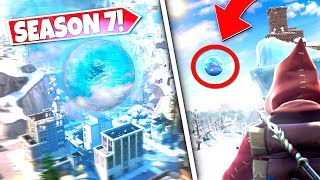 Download *NEW* FLOATING ICE BALL HAS STARTED *MOVING* ACROSS THE FORTNITE MAP! SEASON 7 UPDATE!: BR Video