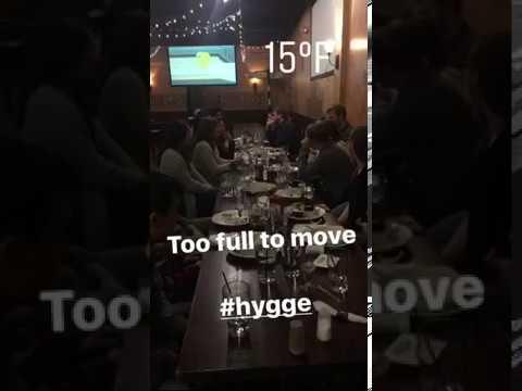 Instagram Story: Restaurant Week