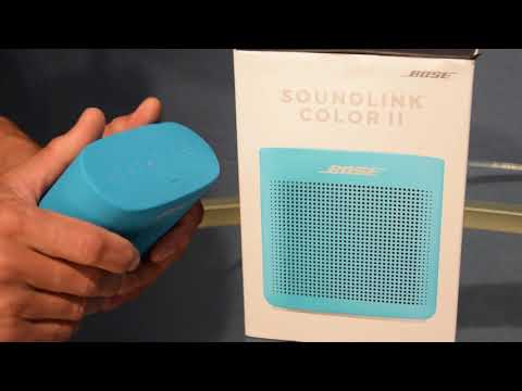 Bose Soundlink Color 2 | cool little speaker 2018