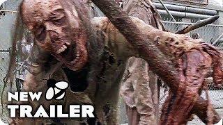 THE WALKING DEAD Season 8 COMIC CON TRAILER (2017) amc Series