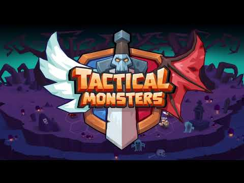 Tactical Monsters Rumble Arena App Review #ad