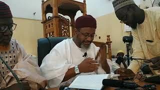 Ramadan Tafsir 2019 Day 1 - Dr Bashir Aliyu Umar