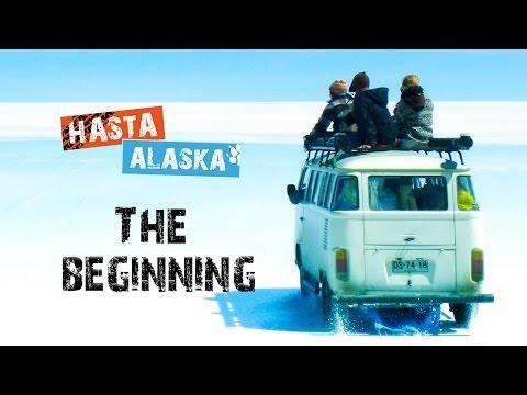 Hasta Alaska - Starting Van Life - Chile, Argentina, Bolivia