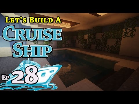 How To Build A Cruise Ship :: Minecraft :: E28 :: Z One N Only