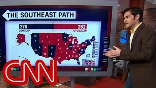 How Democrats can get 270 electoral votes in 2020 | Harry Enten Political Forecast