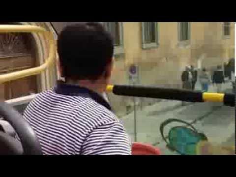 Pisa scenic bus journey