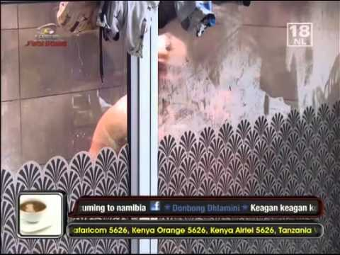 Intimate Moment   Big Brother Africa StarGame   Africa's Top Reality TV Show
