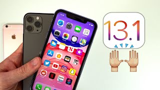 iOS 13.1 Released! ..Here's why you NEED to Update!