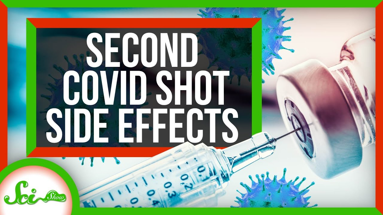 Second COVID Vaccine Shot Side Effects