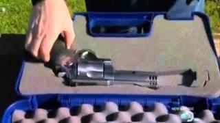 Mythbusters Revolver Cylinder Gap