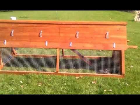 A-Frame Chicken Coop 001.3gp