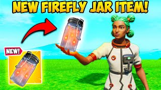 *NEW* FIREFLY JAR ITEM IS SUPER OP!! - Fortnite Funny Fails and WTF Moments! #953