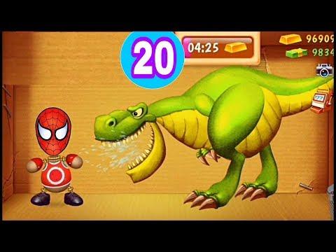New. Kick The Buddy Game - Face of | Spider Man | Walkthrough part 5 | Unlock New Stuff (iOS)