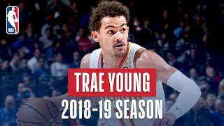 Trae Young's Best Plays From the 2018-19 NBA Regular Season