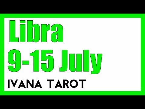 ✅ LOVE TRAP Libra Weekly Tarot Reading