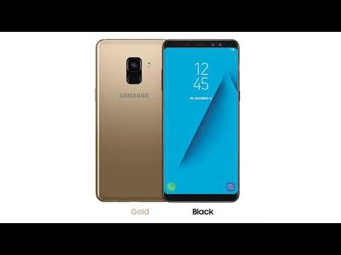 Samsung Galaxy A8 New Smartphone!