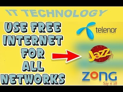 How to use free internet on your computer and laptop Urdu Version