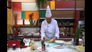 Delicias Do Chef Allan Nhoque De Mandioquinha