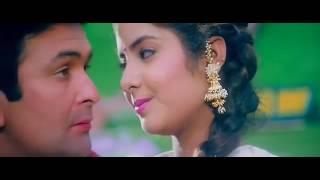 Teri Umeed Tera Intezar 1080p HD Deewana Song 1992 YouTube