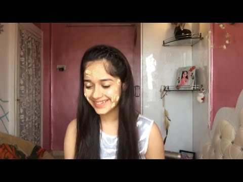 Easy face and eye makeup tutorial for girls - Jannat Zubair Rahmani