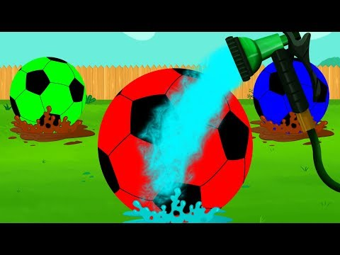 Colors Video | Kids Educational Video | Colors for Children and Babies