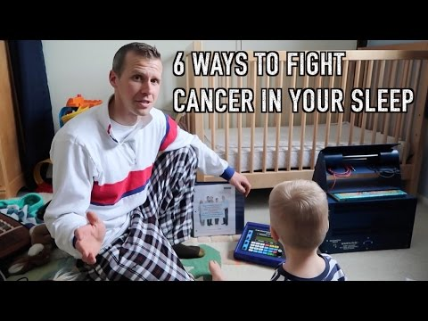 SIX WAYS TO FIGHT CANCER NATURALLY IN YOUR SLEEP