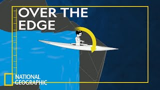 Kayaking Over a Waterfall | Science of Stupid: Ridiculous Fails